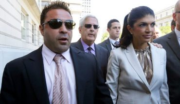 Joe Giudice to be transferred to ICE custody after prison release, officials say