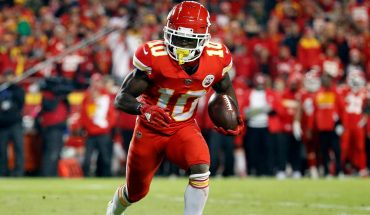 Kansas City Chiefs' Tyreek Hill reportedly investigated over two incidents involving toddler son