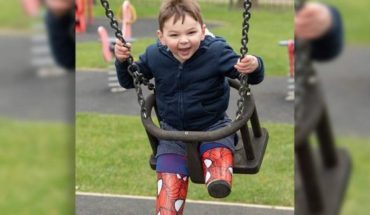 Tony was first brought to the hospital with multiple fractures, organ failure and sepsis at 41 days old.