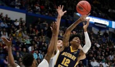 March Madness roundup: Morant makes history with triple double in Murray State's big win
