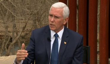 Pence urges Republicans to back national emergency declaration: It's 'what the American people want'