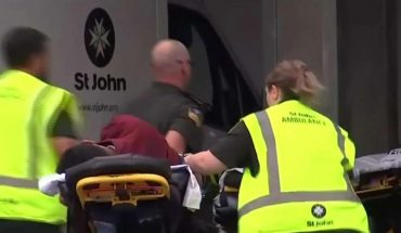 New Zealand gunman appears to have livestreamed massacre