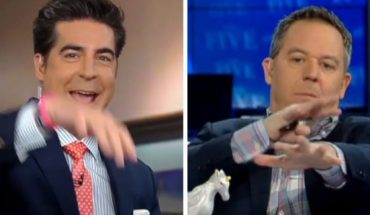 'The Five' take on Beto O'Rourke's hand gestures