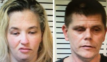 """""""Mama June"""" and Eugene Doak were arrested on drug charges in Alabama on Wednesday, officials said."""