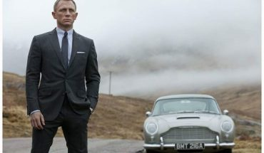 James Bond is going electric with battery-powered Aston Martin in next film, report says