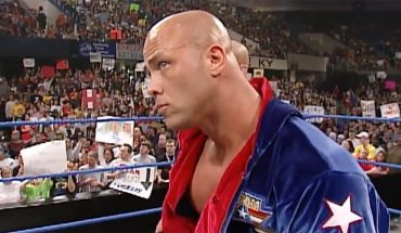 GRAPHIC VIDEO: Brother of WWE legend Kurt Angle arrested for allegedly tossing child by neck