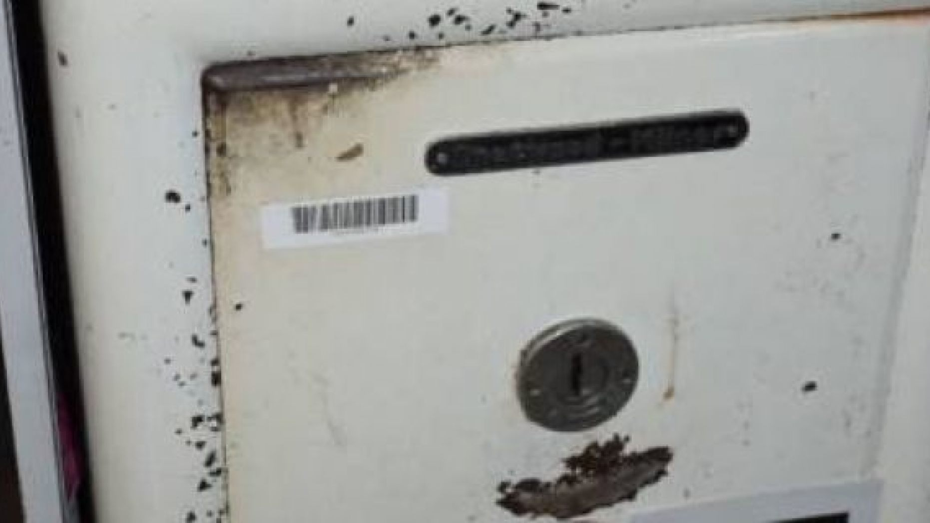 FILE: A suspected burglar was crushed by a 900-pound safe during an alleged heist.