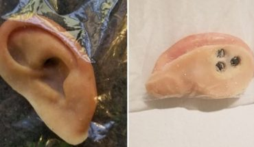Police are searching for the owner of a prosthetic ear found on a beach in Florida this week.