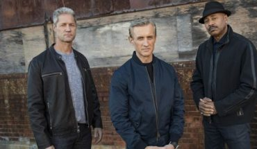 LIVE PD Hosts Dan Abrams, Tom Morris Jr., and Sean Larkin on Thursday, October 12, 2017 in Brooklyn, New York.