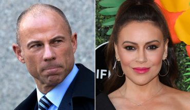 Michael Avenatti labels Alyssa Milano a 'disgusting hypocrite' after tweet about his November arrest