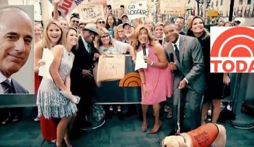 'Today Show' awkwardly ignores Matt Lauer in its 25th anniversary celebration