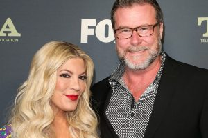 Dean McDermott recalls the time his son walked in on him and Tori Spelling having sex
