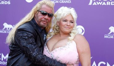 Duane 'Dog' Chapman shares video of late wife Beth singing along to Bruno Mars