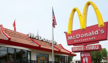 Only one US state capital does not have a McDonald's