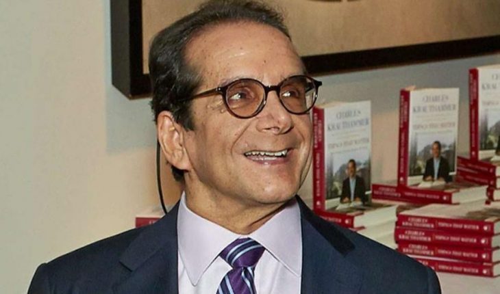 Daniel Krauthammer pays tribute to his legendary father on the anniversary of his death