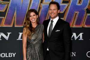 Katherine Schwarzenegger honors Chris Pratt for Father's Day