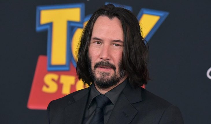 Fans petition to make Keanu Reeves Time's Person of the Year