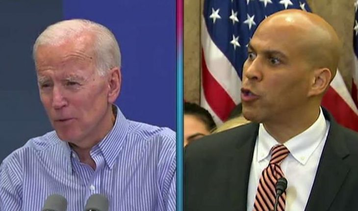 Booker says Biden's comments on working with segregationists were 'hurtful' to many African-Americans