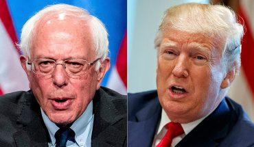 Trump campaign slams Bernie Sanders for calling for free healthcare for all illegal immigrants