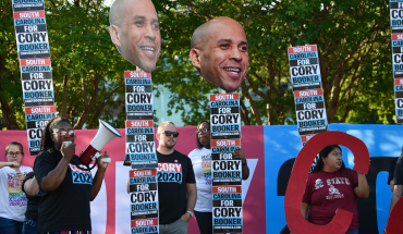 Liz Peek: Cory Booker runs away from school reform and straight into the arms of the teachers unions