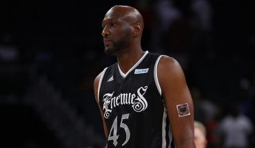 Lamar Odom scores two points in Big3 basketball debut