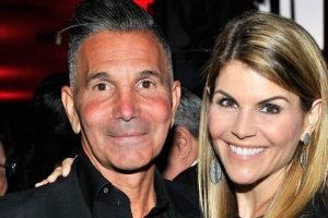 Designer Mossimo Giannulli and actress Lori Loughlin attend LACMA