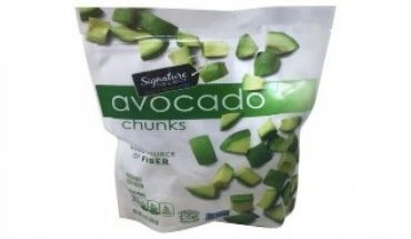 Frozen avocado chunks recalled over possible listeria contamination