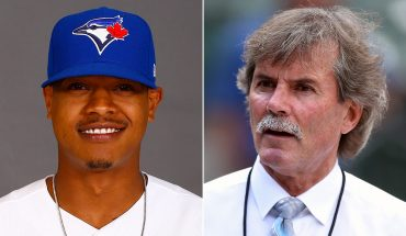 Toronto Blue Jays' Marcus Stroman fires back after Dennis Eckersley criticizes him