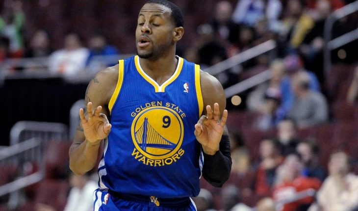 Warriors' Andre Iguodala on one team's free agency hopes: 'Nobody's gonna sign with the Knicks, sorry'