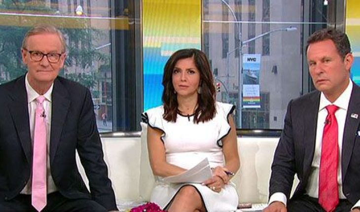 'Fox & Friends' takes on chaotic Buttigieg town hall: He looked 'weak, detached from the community'