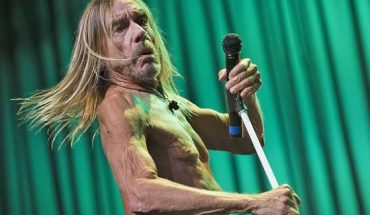 Iggy Pop performs at Festival Hall on his 72nd birthday - April 21, 2019 in Melbourne, Australia. Pop