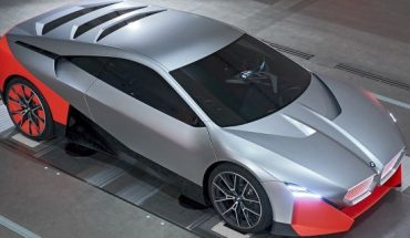 BMW M Next hybrid is a 21st Century M1 supercar that can drive itself