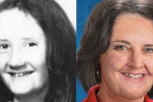 Margaret Fox, 14, was last seen on June 24, 1974. Authorities released a rendering on Monday of what 59-year-old Fox might look like today.