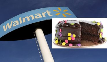 Texas woman banned from Walmart after eating half a cake, demanding to pay half price