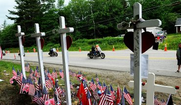 Thousands of motorcyclists ride in honor of 7 bikers killed in NH crash
