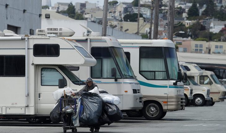San Francisco plans to reserve parking lot for homeless living out of vehicles: reports
