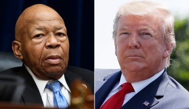 Trump ramps up war of words with Elijah Cummings, calls congressman 'racist'