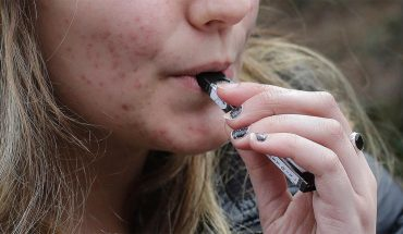 Vaping linked to 8 teens treated for breathing issues, chest pain, hospital says