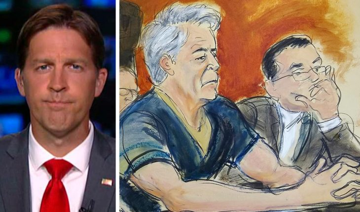 Ben Sasse: Epstein's sentence 'pathetic,' government must 'protect the powerless'