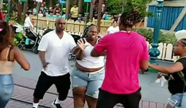 Disneyland guests involved in violent viral brawl face multiple charges