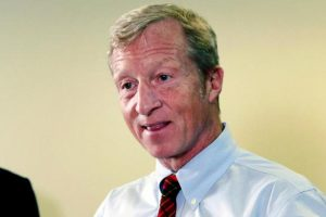 Daniel Turner: Tom Steyer wants to be your president -- But he's no green populist