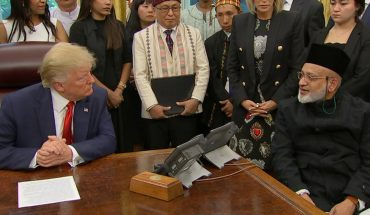 Trump hosts victims of religious persecution at White House