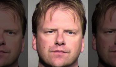 Marcel Behnert was arrested for allegedly trying to pawn Mark May