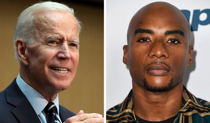 Charlamagne tha God rips Biden: He 'suffers from old white male entitlement'