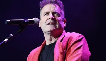 Johnny Clegg performs on stage at Royal Albert Hall on March 27, 2013 in London, England.