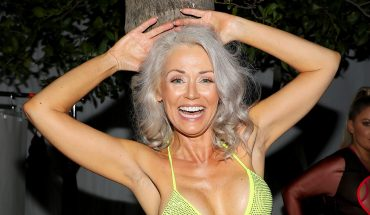 Model, 55, is a Sports Illustrated Swimsuit stunner