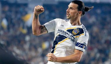 Los Angeles Galaxy star Zlatan Ibrahimovic knows exactly what's not at Area 51