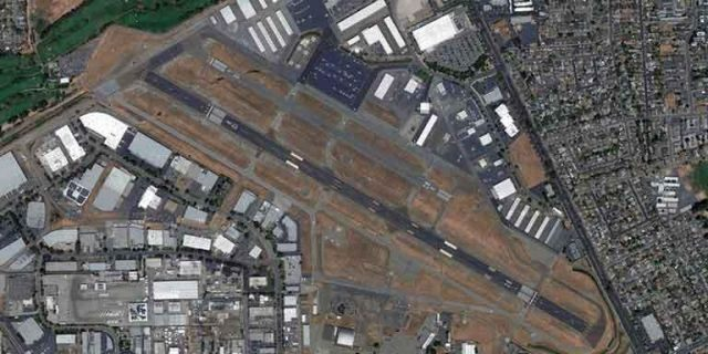 A helicopter crash at Hayward Executive airport left a flight instructor dead and a student pilot injured.