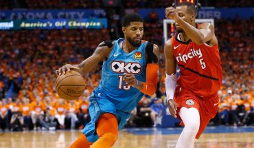 Oklahoma City Thunder officials receive threatening voicemail after Paul George trade, police say