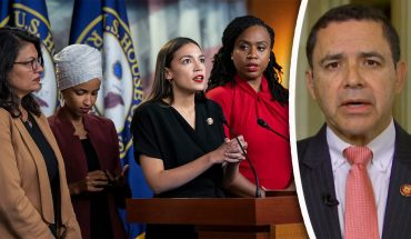 Moderate Dem slams 'squad' for threatening to primary him: 'They're not Democrats ... they're socialists'